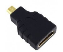 Micro HDMI-male to HDMI-Female Adapter