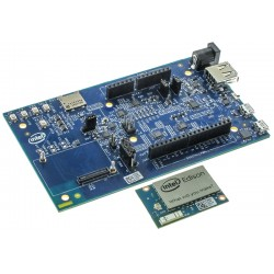 Intel Edison and Arduino Breakout Board