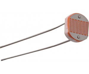 LDR - Light Dependent Resistor-5mm
