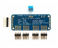 PCA9685 - 16-Channel 12-bit PWM/Servo Driver - I2C Interface