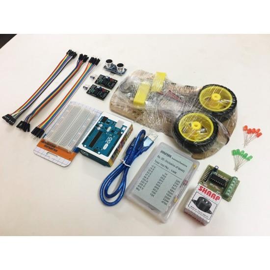 Arduino Uno - Robotics Starter Kit