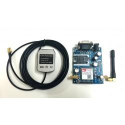 SIM 808 GSM/GPRS/GPS Module with GPS and GSM Antenna