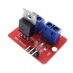 IRF520 MOSFET Driver Load Switch Module