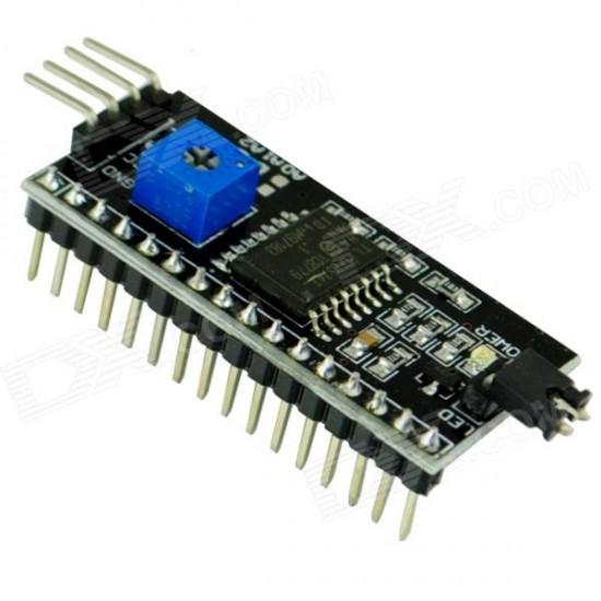 Serial I2C LCD Display Adapter