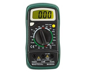 Mastech Digital Multimeter-MAS830L