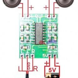 PAM8403 Super Mini Digital Amplifier Board