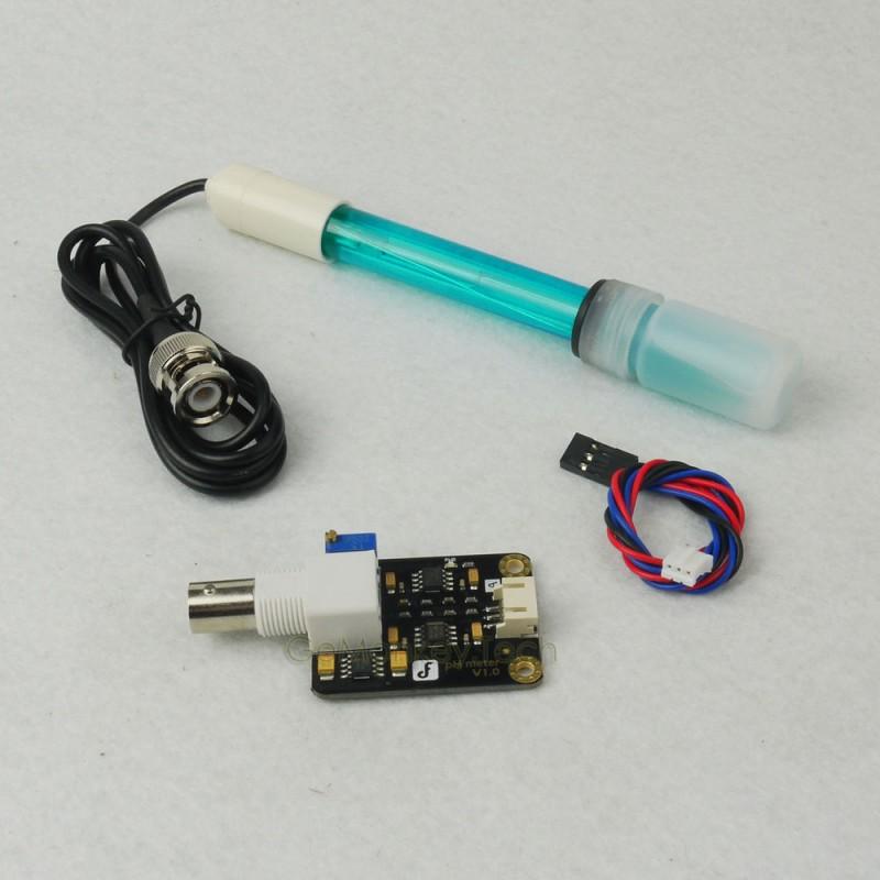Analog Ph Probe : Analog ph meter kit