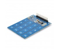TTP229 4x4 Keyboard 16-Channel Capacitive Touch PAD Sensor Switch Sensing Detector Module