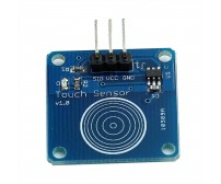 TTP223B Digital Capacitive Touch Switch / Touch Sensor Module