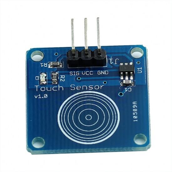 TTP223B Digital Capacitive Touch Switch / Touch Sensor Module