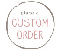 Custom Order (with 5% Tax)