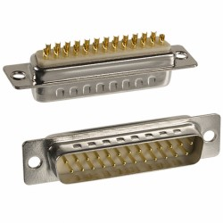DB25 Female Connector (Wire Type)