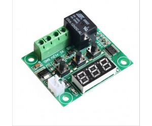 W1209 DC12v Digital Cool Heat Temp Thermostat Thermometer