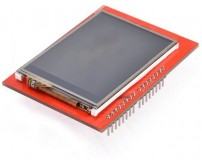"2.4"" TFT LCD Touch Screen - Arduino Shield"