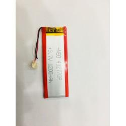 3.7v 1200 Mah Lipo Battery