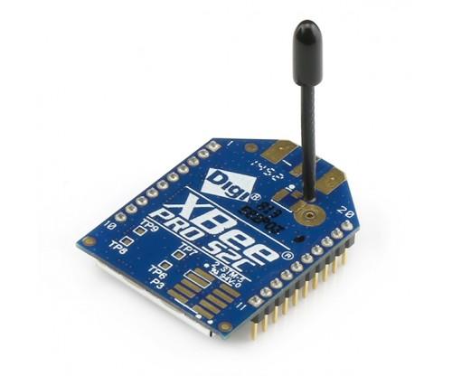 Xbee pro mw wire antenna s c zigbee mesh