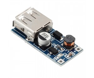 USB DC 0.9V to 5V Voltage Step-up Boost Module