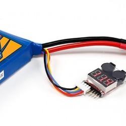 Lipo Voltage Checker
