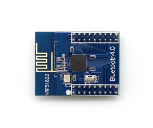 nRF51822 Bluetooth Low Energy BLE4 and 2.4GHz Wireless Communication Module