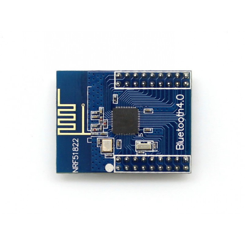nRF51822 Bluetooth Low Energy BLE4 and 2 4GHz Wireless Communication Module