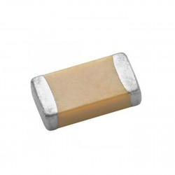 1nF Capacitor - 1206 - SMD Package - 10 Pcs