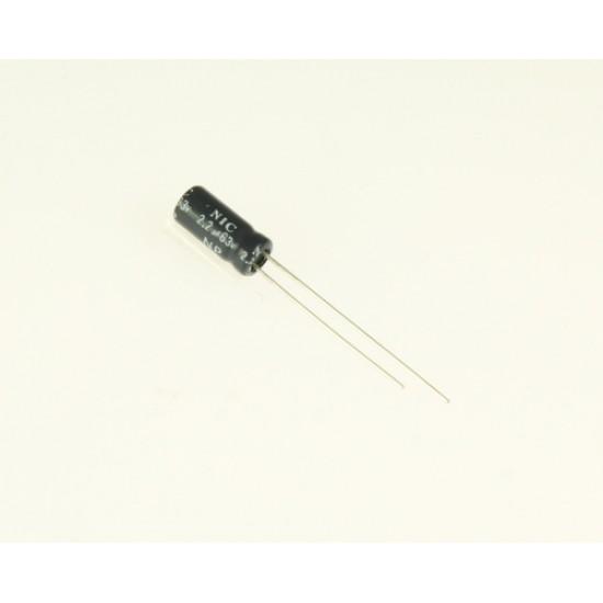 2.2uf 63v electrolytic Capacitor