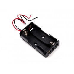 2 x AA Battery Holder