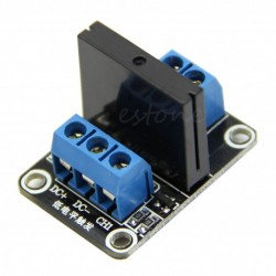 5V Low Level Solid State Relay Modules With Fuse Solid State Relay 250V2A