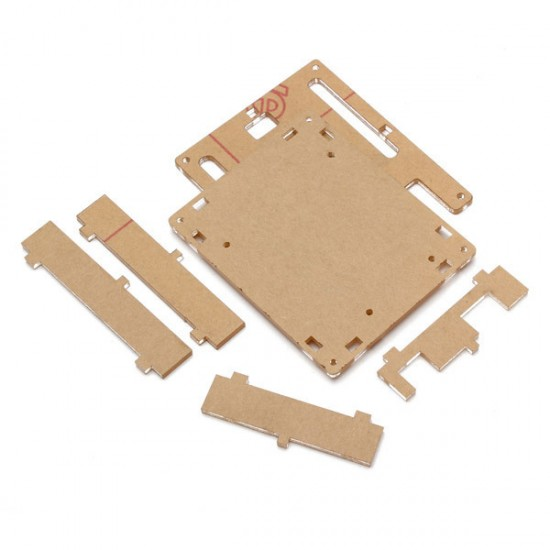 Arduino Acrylic Case