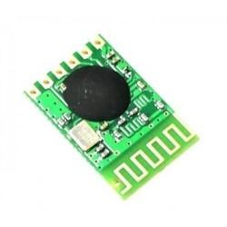 CC2500 2.4GHz Transceiver (SPI Interface)