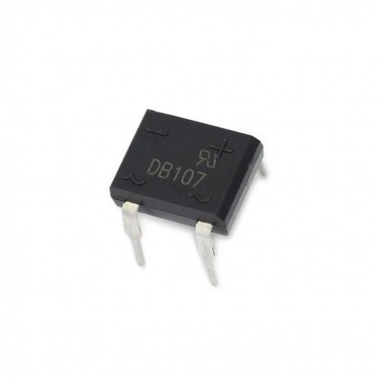 DB107 - 1 Amp Bridge Rectifier