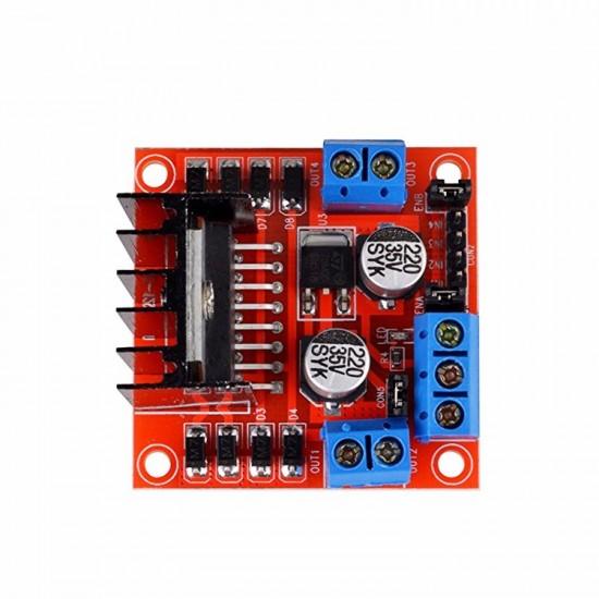 L298 Motor Driver IC Breakout Module