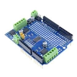 Motor/Stepper/Servo/Robot Shield for Arduino V2 with PWM Driver Shield