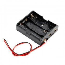 Battery Holder 3x AA