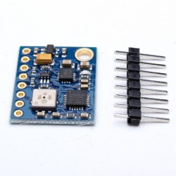 GY-87 10DOF 3-axis Gyro + 3-axis Acceleration + 3-axis Magnetic Field + Air Pressure Module