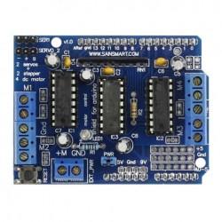 L293D Arduino motor drive shield for Servo,Stepper And DC Motor Arduino Board