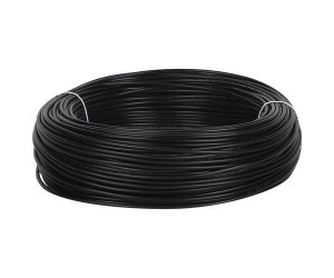 Single Strand Wire Bundle (Black)