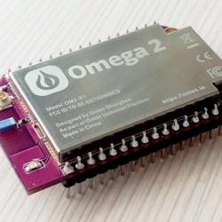 Omega2: $5 Linux Computer with Wi-Fi, Made for IoT