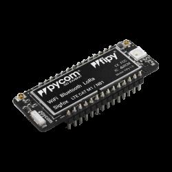 FiPy - Five Network Development Board with LTE-M, LoRa, Sigfox, WiFi & Bluetooth