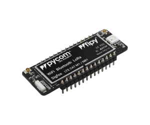 FiPy - Five Network Development Board with LTE-M, LoRa, Sigfox, WiFi & Bluetooth