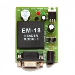 RFID Card Reader - RS232 & Serial UART - 125Khz