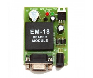 RFID Card Reader - RS232 & Serial UART - 125Khz