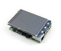 "3.2"" Resistive Touch Display/Screen for Raspberry Pi"