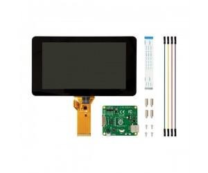 "Raspberry-Pi 7"" Touch Screen Display with 10 Finger Capacitive Touch"