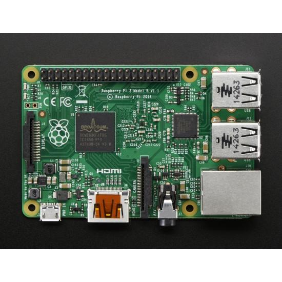 Raspberry Pi 2 Model B – 1GB RAM