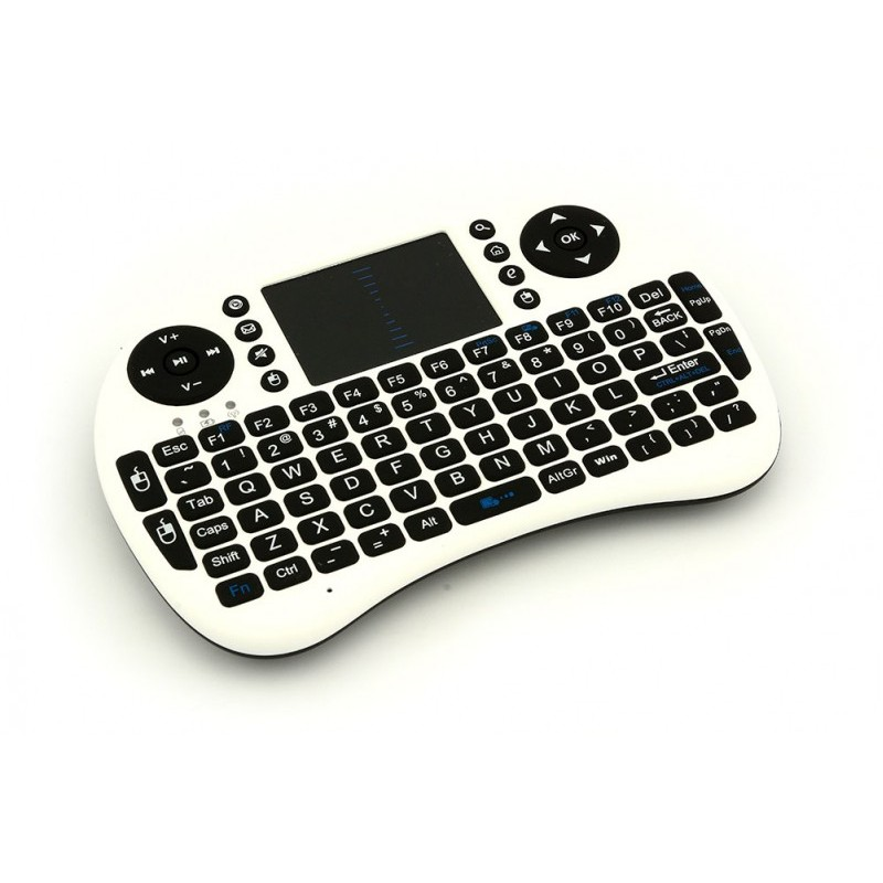 b44fbcea6ad Buy Wireless Keyboard With Touchpad For Raspberry Pi Online in India ...