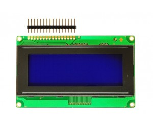 Blue 16x2 Chars LCD Display