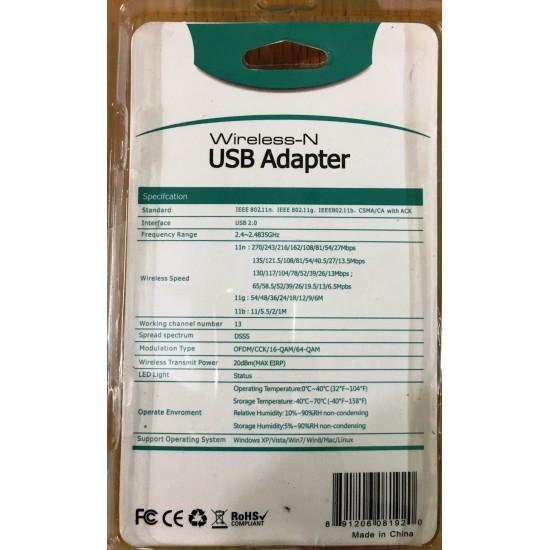 WiFi USB Adapter for Raspberry Pi