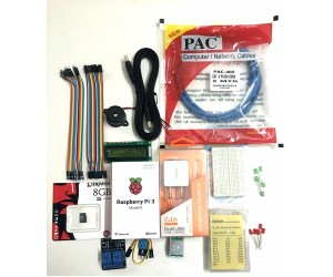 Raspberry Pi 3 IoT Kit