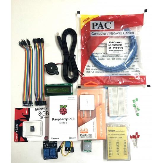 Raspberry Pi 3 IoT Kit